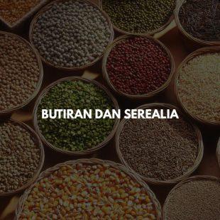 Butiran dan Serealia